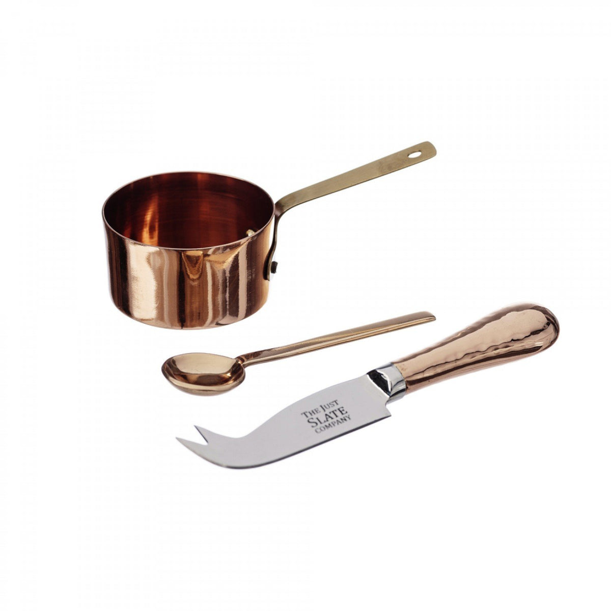 Copper Accessory Set