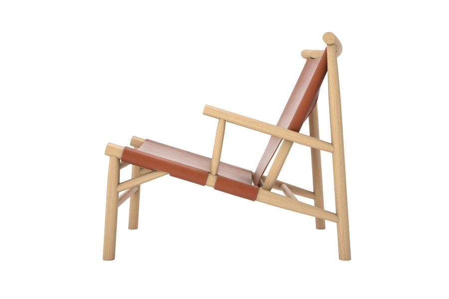 Samurai Chair - Harness Leather