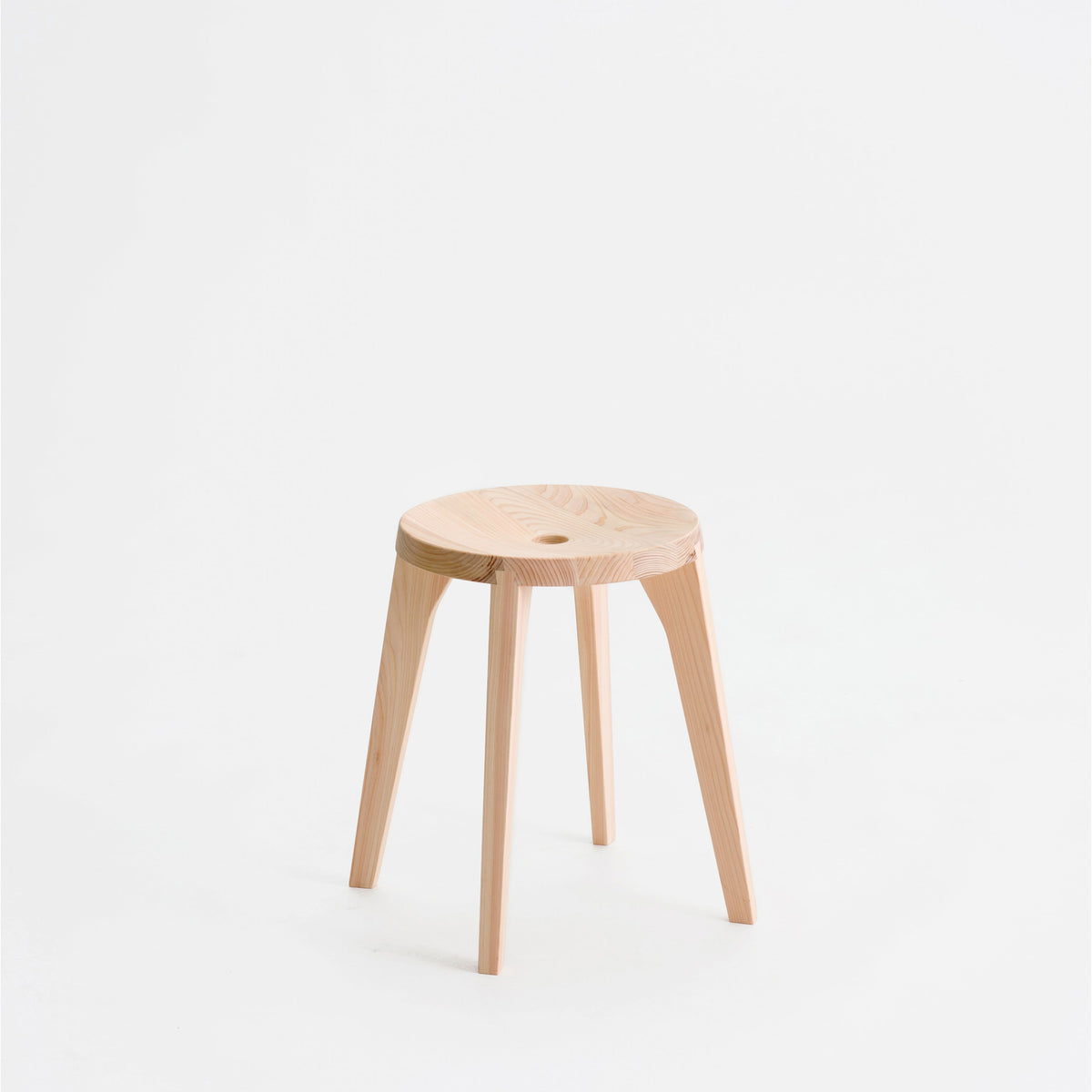 Dovetail Stool 4 Legs