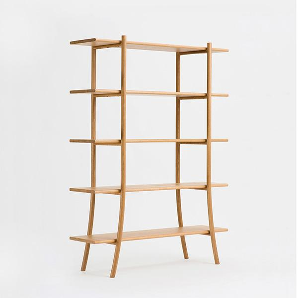 Skyladder Shelves High