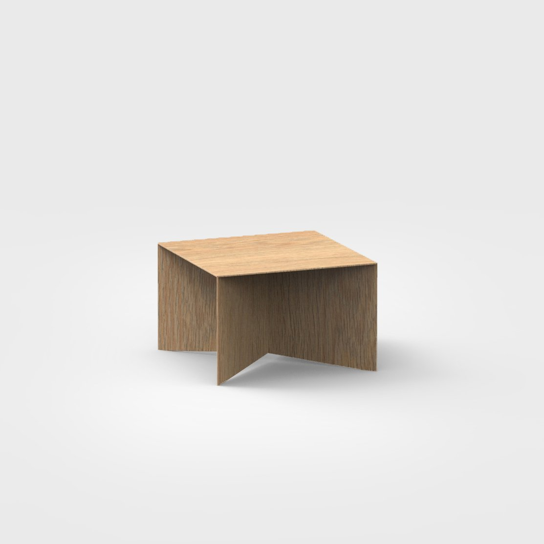 Paperwood Coffee Table