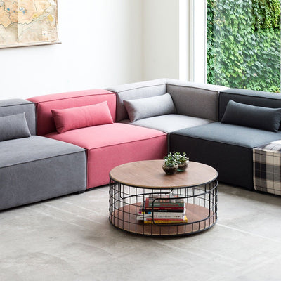 MIX Modular 4 PCS Sectional