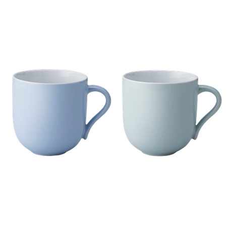 Emma mug, large, 2 pcs