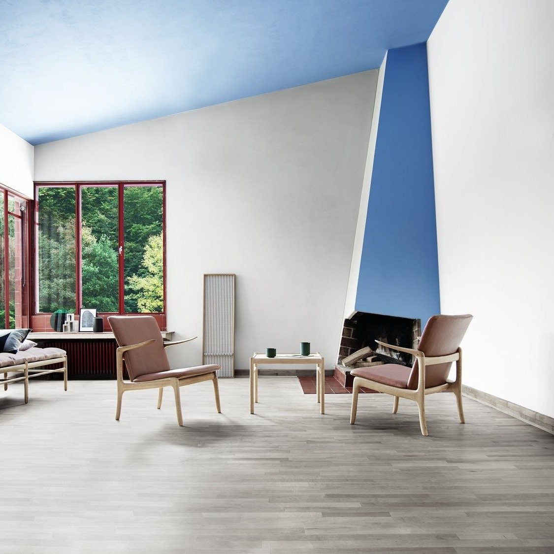 OW124 Beak Chair