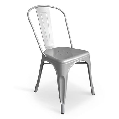 Classic Round Steel Chair