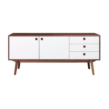 City Sideboard - 2 Doors and 3 Drawers