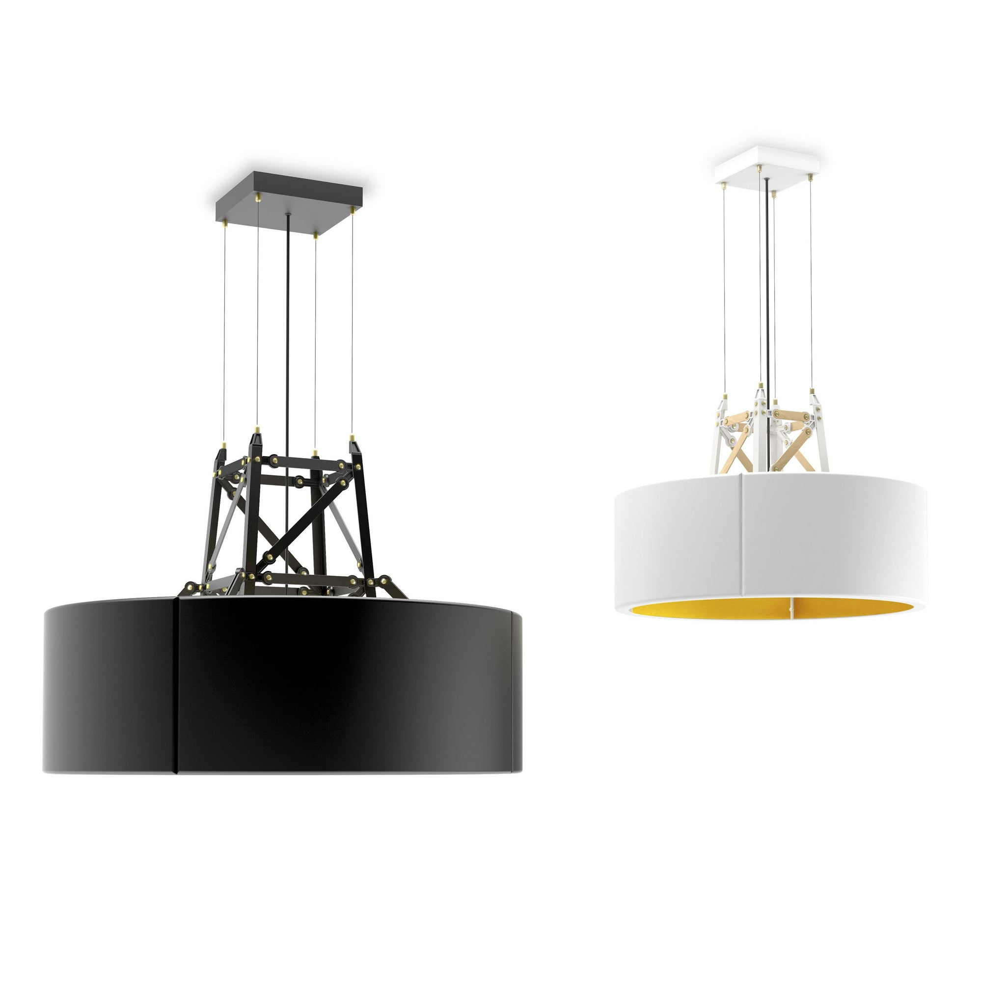 CONSTRUCTION LAMP SUSPENDED