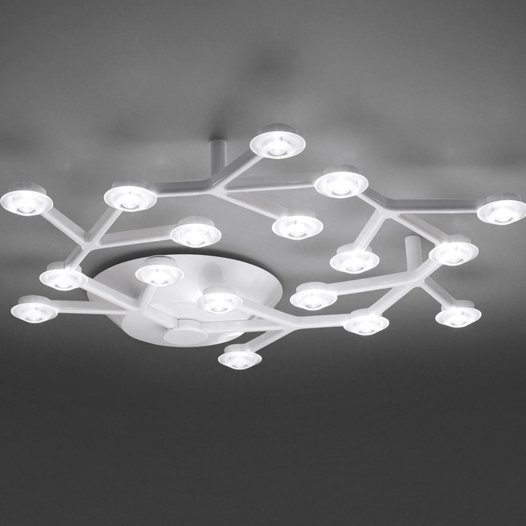 LED NET CIRCLE CEILING