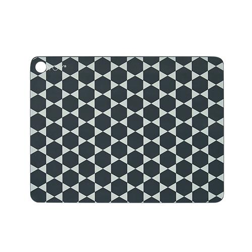 Placemats Hexagon - 2 pcs