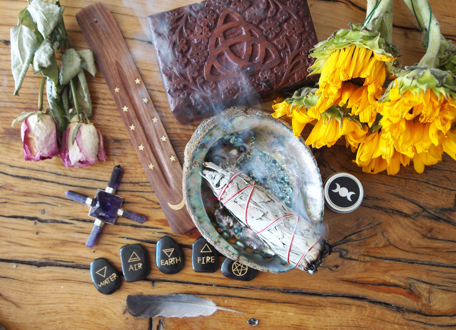 How To Set Up An Altar The Spirit Nest Guide