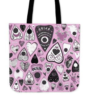 Mystifying hearts  - Tote bag.