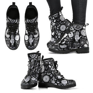 Witch Please - Vegan Boots.