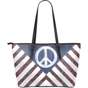 Hippie State - Big artificial leather bag