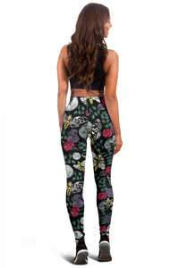 Enchanted Night colorful leggings