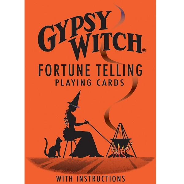 Tarot Deck: Gypsy Witch Fortune Telling Playing Cards