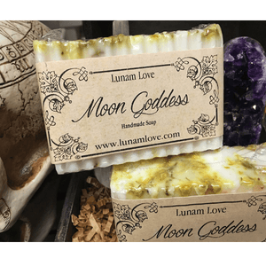Moon Goddess Soap