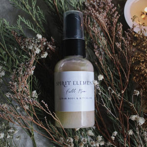 Full Moon Body & Ritual Oil