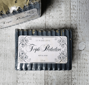 Triple Protection Soap
