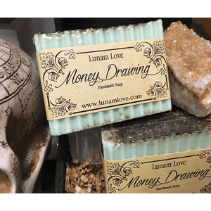 Money Drawing Soap