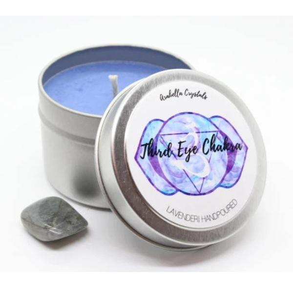Third Eye Chakra Candle - 4oz