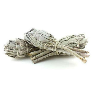 California white sage smudge - Mini
