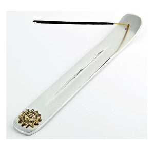 Sun Aluminum Incense Sticks Burner