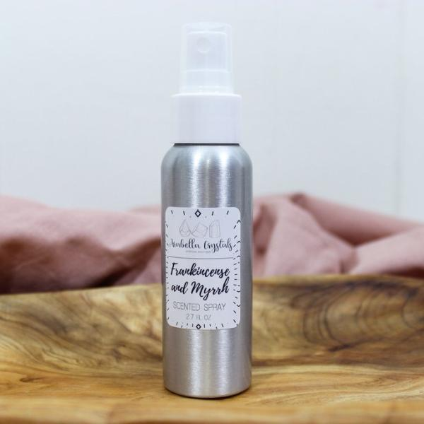 Frankincense and Myrrh Scented Multi-use Cleansing Spray