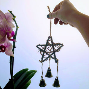 Pentacle Protection Bell