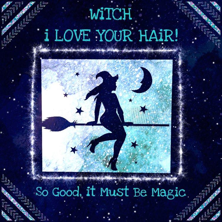 Witch I Love Your Hair - Hair Mist