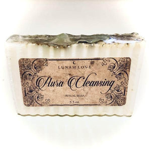 Aura Cleansing Soap