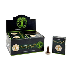 Goloka Tree of Life Cone - 10 Cones Pack