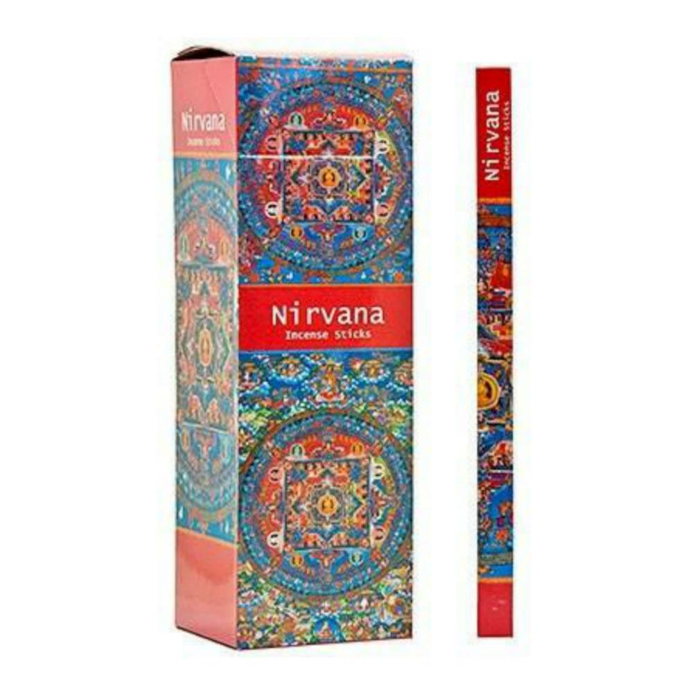 Nirvana masala incense
