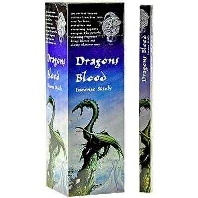 Kamini dragons blood incense - 8 sticks