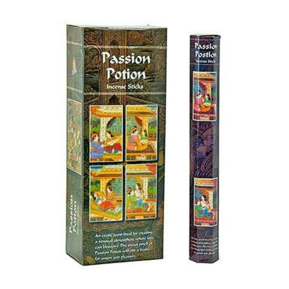Kamini passion potion incense
