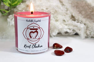 Root Chakra Candle - 9oz