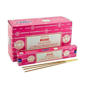 Satya Rose Incense