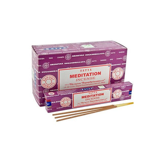 Satya Meditation Incense