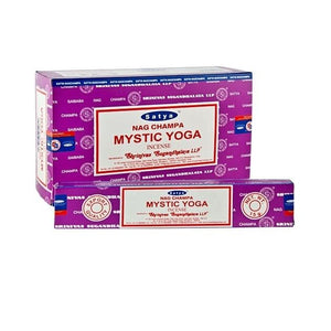 Satya Mystic Yoga Incense