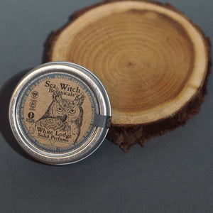 Solid Perfume: White Lodge