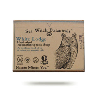 Artisan Soap: The White Lodge - Fir Needle