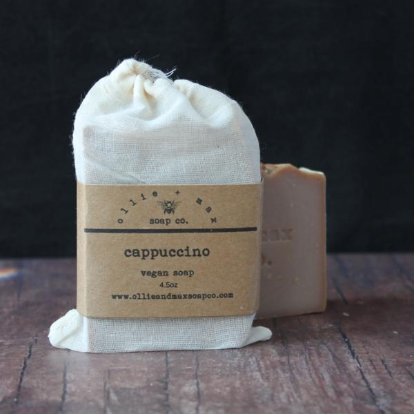 Cappuccino Vegan Soap