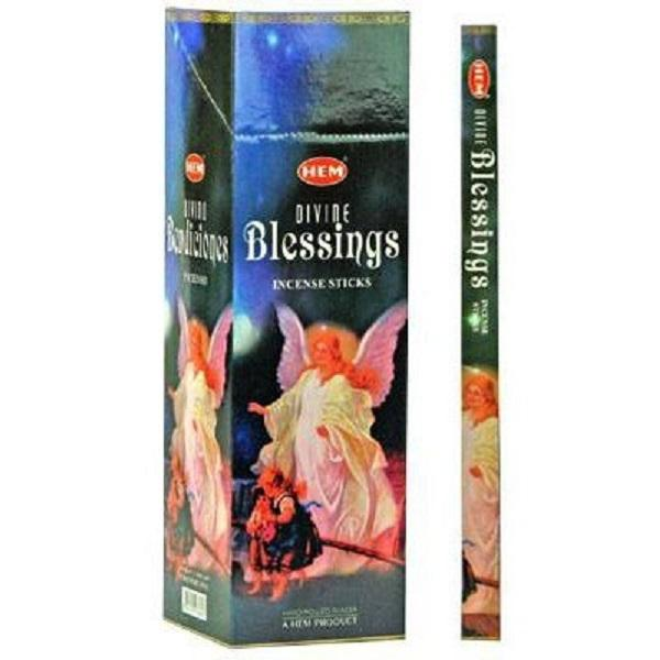 Divine Blessings Incense - 8 Sticks