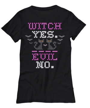 Witch? Yes. Evil? No.