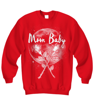 Moon baby long sleeve