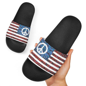 American Peace Flag - Summer Slides