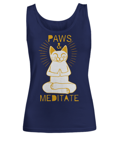 Paws and meditate
