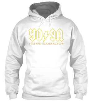 Yoga rock shavasana high long sleeve