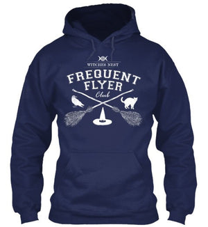Frequent Flyer long sleeve