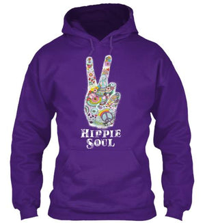 Hippie soul long sleeve