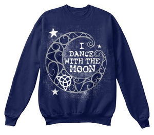 I dance with the moon long sleeve